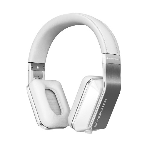 MONSTER Inspiration NC - White [MH INS OE WH NC CUA WW] - Headphone Full Size